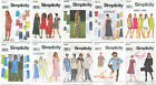Simplicity Misses Maternity Clothing Sewing Patterns ~ Uncut ~ Free Shipping ***