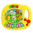 New Charming Musical Educational Piano Developmental Toys Baby Toddler Kids Gift