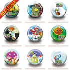 Hot Game 9PCS Plants VS Zombies Brooch Badges Buttons pins badges 3.0CM Gifts