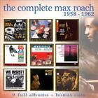 MAX ROACH - THE COMPLETE RECORDINGS 1958-1962 USED - VERY GOOD CD