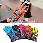 Colorful Fashion Lady Magic Sweet Flower Touch Screen Gloves Fit Pad Smartphone