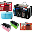 New Travel Handbag Cosmetic Makeup Pouch In Bag Storage Organizer Insert Purse