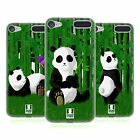HEAD CASE DESIGNS BABY PANDA COVER MORBIDA IN GEL PER APPLE iPOD TOUCH MP3