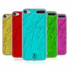 HEAD CASE DESIGNS PIUME 2 COVER MORBIDA IN GEL PER APPLE iPOD TOUCH MP3
