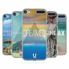 HEAD CASE DESIGNS LUOGHI HIPSTER COVER MORBIDA IN GEL PER APPLE iPOD TOUCH MP3