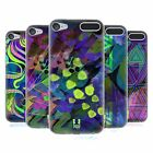 HEAD CASE DESIGNS NEON PATTERN COVER MORBIDA IN GEL PER APPLE iPOD TOUCH MP3
