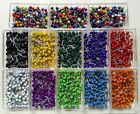 100 Map Tacks Travel Map Pins - 1 box - CHOOSE COLORS - FREE USA SHIPPING!