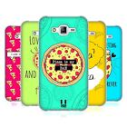 HEAD CASE DESIGNS FOREVER PIZZA COVER MORBIDA IN GEL PER SAMSUNG TELEFONI 3
