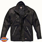 REDUCED Dickies Eisenhower Bonded Fleece Jacket Casual Warm Multi Pocket Black