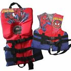Kids Life Jacket Vest Child, Infant, Toddler Marvel Spiderman