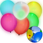 LED COLOUR CHANGING BALLOONS BRIGHT GLOW IN THE DARK PARTY BIRTHDAY CELEBRATION