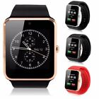 Bluetooth  Smart Wrist Watch for IOS  Android Phone with Camera & SIM Slot