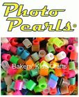 ~ 1000 PHOTOPEARLS/ Perler Beads NEW - Choose from 30 Colors!!