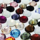 144 Genuine Swarovski ( NO Hotfix ) 34ss Crystal Rhinestone Assorted Colors ss34
