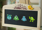 100pcs Monster University Fridge Magnets,Magnetic Stickers,office Supplies Gifts