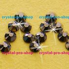 GENUINE Swarovski Bronze Shade (BRSH) Crystal (No hotfix) Flat back Rhinestones