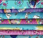 U Pick Springs ~ Disney Frozen Anna Elsa Olaf ~ 100% Cotton Quilt Sew Fabric BTY