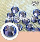 GENUINE Swarovski Provence Lavender (283) Iron On (Hot fix) Flat back Rhinestone