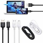1M/2M/3M Micro USB Charger Sync Data Cable Cord For Samsung Galaxy S2 S3 S4 New