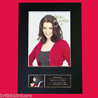 NIGELLA LAWSON Signed Quality Autograph Photo Mounted REPRODUCTION PRINT A4 #596
