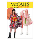 McCall's 7270 Paper Sewing Pattern to MAKE Oriental Kimono Steampunk Costumes