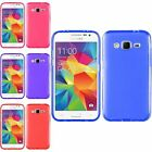 TPU Soft Rubber Gel Skin Case for Samsung Galaxy Core Prime G360 Prevail LTE