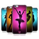 HEAD CASE DESIGNS SILHOUETTE PERFORMERS HARD BACK CASE FOR APPLE iPHONE PHONES