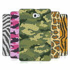 HEAD CASE DESIGNS FLORAL CAMO PRINT HARD BACK CASE FOR SAMSUNG TABLETS 1