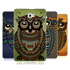 HEAD CASE DESIGNS TRIBAL OWLS HARD BACK CASE FOR SAMSUNG TABLETS 1