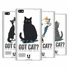 HEAD CASE DESIGNS GOT CAT SOFT GEL CASE FOR BLACKBERRY PHONES