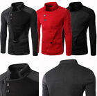 New Mens Slim Fit Coats Jacket Outerwear Overcoat Warm Blazer Tops Blouse Hot
