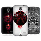 HEAD CASE DESIGNS GRIM SOFT GEL CASE FOR ALCATEL PHONES