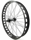 Alex Blizzerk 80 REAR 190mm QR/ 197mm x12 Thru-Axle FAT Bike Wheel 10sp/ SRAM XD