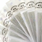 Hamilworth Sugarcraft Floristry Craft Wires WHITE Sugar Flowers Leaves18g - 32g