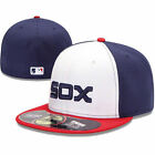 Chicago White Sox 59FIFTY Throwback On-Field Fitted Hat - MLB