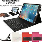 Kyпить PU Leather Detachable Bluetooth Keyboard Case + Stand for Apple iPad Pro (12.9