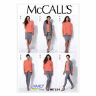 McCall's 7331 Paper Sewing Pattern to MAKE Stretch Skirt Trousers Top Jacket