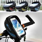 RockBros Bicycle Handlebar Bag Pannier for Touchscreen Bike Phone Case Holder