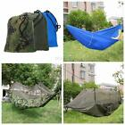 Portable Travel Jungle Camping Outdoor Hammock Hanging Bed with Mosquito Net