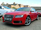 2007 07 Audi S5 4.2 QUATTRO COUPE 6 SPD MAN HIGH FACTORY SPECIFICATION