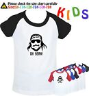 Randy Macho Man Savage Pattern Kids Birthday Gift Boy's Girl's T Shirt Tees