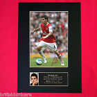 "FRANCESC ""CESC"" FABREGAS Mounted Signed Photo Reproduction Autograph Print A4 48"