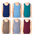 American Apparel Triblend Tank Top, Men's UNISEX T-Shirt, Gym Gear, AUTHENTIC