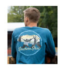 Southern Shirt Company Trail's End Long Sleeve Pocket T-Shirt
