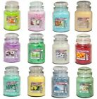 LIBERTY CANDLE LARGE 22OZ JAR SCENTED FRAGRANCED CANDLES