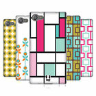 HEAD CASE DESIGNS MOD PATTERNS SOFT GEL CASE FOR SONY XPERIA Z5 COMPACT