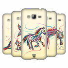 HEAD CASE DESIGNS COLOURFUL ANIMAL SCRIBBLES SOFT GEL CASE FOR SAMSUNG GALAXY J3