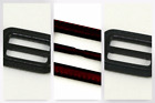 Rectangle Faux Leather Buckle Fastener - each (BF001-M)