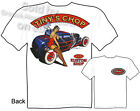 Hot Rod T-shirt 32 Ford Clothing 1932 Rat Rod Pinup Coupe Tee M L XL 2XL 3XL
