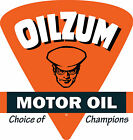 Hockey Home Decor Oilzum Motor Oil Vinyl Decal / Sticker ** 5 Sizes **   Home Decor Storage Baskets
